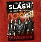 Slash Live at The Roxy 25.9.14 Featuring Myles Kennedy 2x CD 2015 &