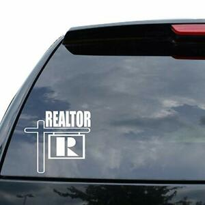 Coldwell Banker Logo Vinyl Sticker Realtor Agent Sales Car Laptop Window 2x