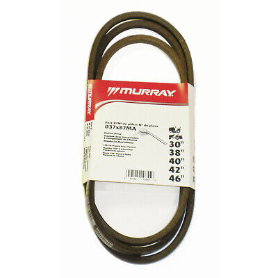 """1//2x97/"""" 710341 037X87MA 9995 Rotary Drive Belt Compatible With Murray 37X87"""