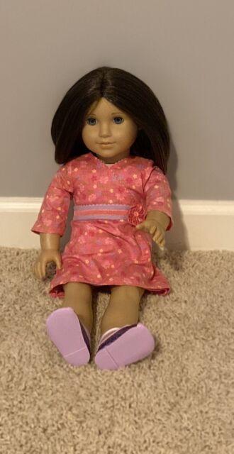 American Girl Doll Chrissa Retired Girl of the Year