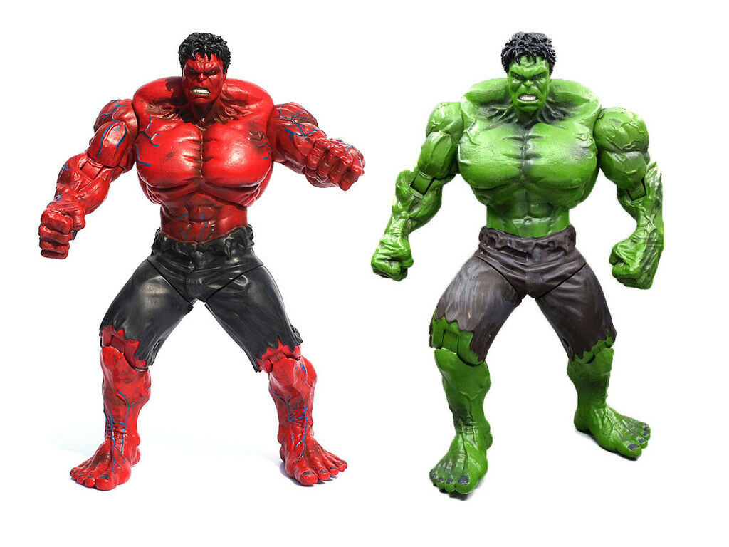 Marvel - comics  unglaubliche hulk & rot hulk 10
