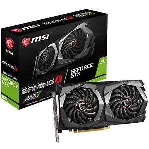 MSI-Nvidia-GeForce-GTX-1650-GAMING-X-4G-Graphics-Video-Card