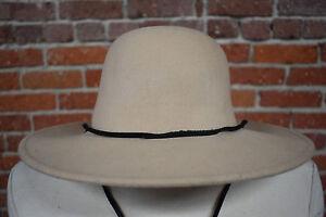 dd4f9cb2bcfc4 100% WOOL ORIGINAL CHUCK MARK MCNAIRY CELINE FULL BRIM FLOPPY HAT ...