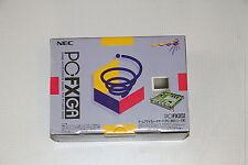 NEC PC Engine PCFX GA accelerator board for PC 9800 import JAP JPN rare