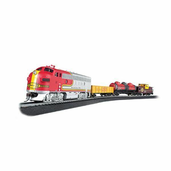 Bachmann BAC00740 Ho Canyon jefe Train Set