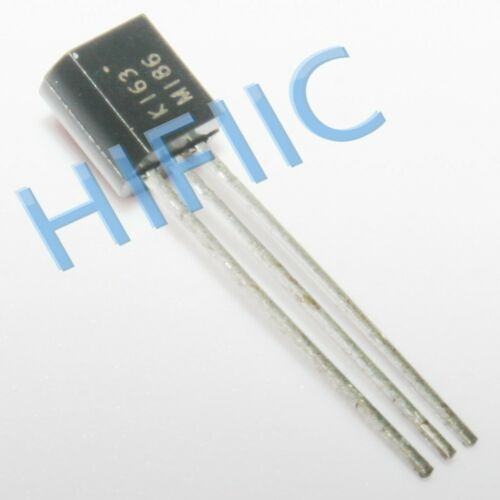 1PCS//5PCS 2SK163 K163 Silicon N-Channel MOS FET TO-92