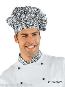 Caricamento dell immagine in corso CAPPELLO-x-Pasticcere-Chef-CUOCO-Classico -Taglia-Unica- 4d86e6fc65c1