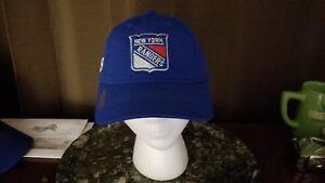 NHL New York Rangers 2012 Winter Classic OSFA Dreadlocks Fleece Hat By Reebok