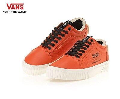 Vans NASA Old Skool Space Voyager Feuerteufel Orange Fashion Sneakers, Schuhe | eBay