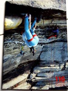 116 Mountain Magazine Escalade Alpes Alpinisme-afficher Le Titre D'origine Vente D'éTé SpéCiale