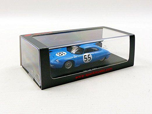 CD Panhard Le Mans 1962 Spark Model 1 43  S4712