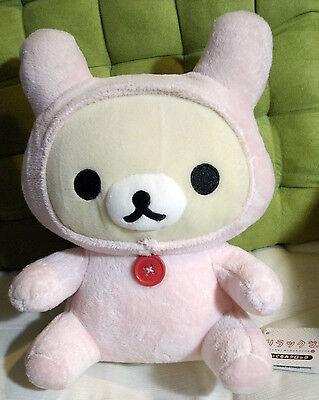 süßes Korilakkuma Hasen Baby in aus Japan Rilakkuma Plüsch Plush w Neu Etikett