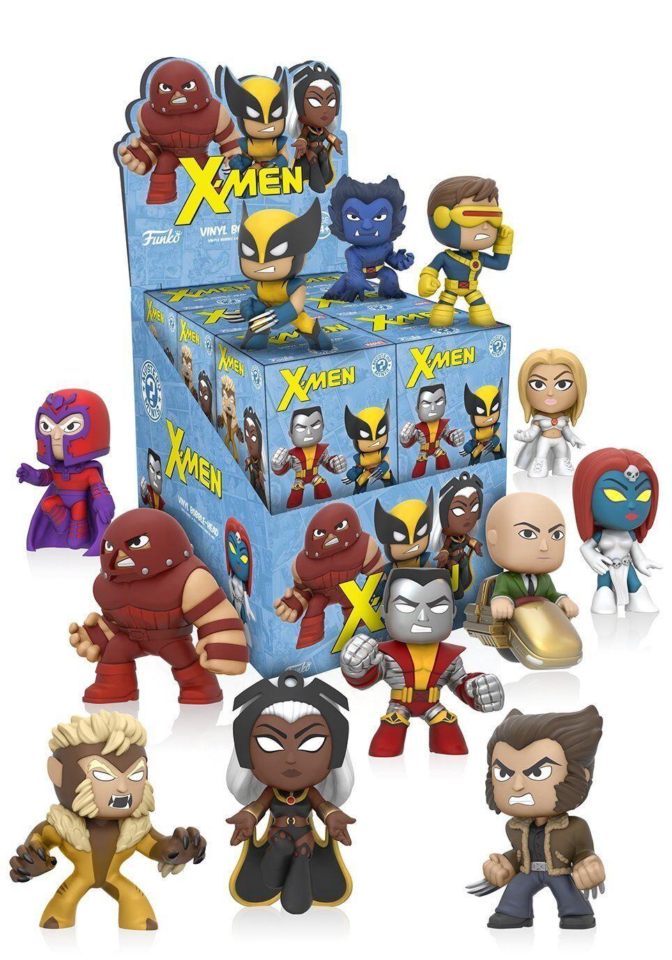 Funko Mystery Minis X-Men Series 1 Case Of 12    Display Sealed Case Marvel Comics 91ea1d