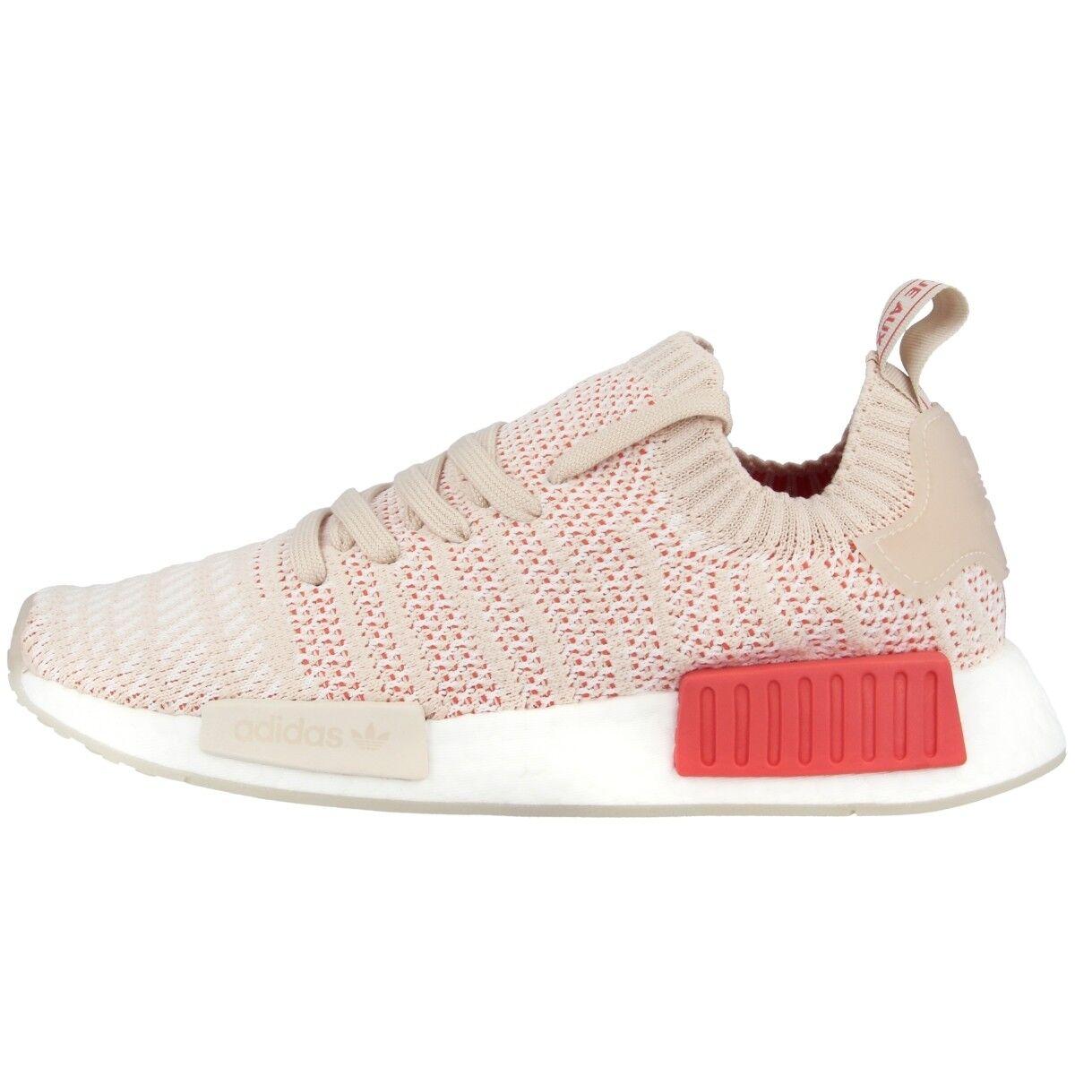 Adidas nmd_r1 stlt Femmes PK Primeknit Chaussures Women Femmes stlt Basket cuisine Blanc cq2030 037d8a