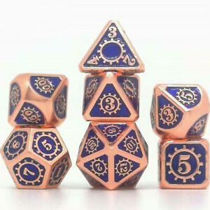 7Pcs-Set-Metal-Polyhedral-Dice-DND-RPG-MTG-Role-Playing-and-Tabletop-Game-Blue