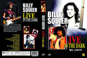 Details about Billy Squier Live In The Dark (DVD,All,New,Sealed)