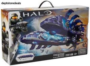 Details about Halo Covenant Spirit Dropship Exclusive Set Troop Combat  Access War Zone Battle