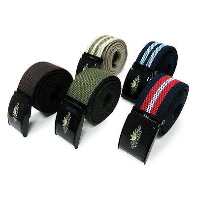 WESKENT Safe Money Belt multiple color wallet travel secret pocket hidden belt