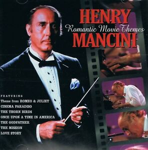 Henry-Mancini-Romantic-Movie-Themes-CD-Album-NEU-Breakfast-At-Tiffanys