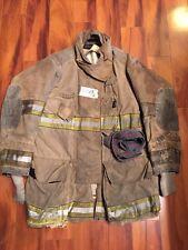 Firefighter Globe Turnout Bunker Coat 44x35 G Xtreme Halloween Costume