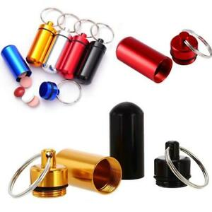 Waterproof-Aluminum-Pill-Box-Case-Bottle-Cache-Drug-Holder-Container-Keychain
