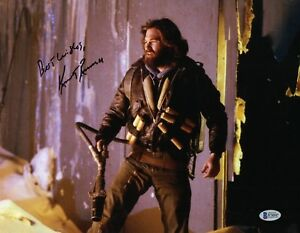 KURT-RUSSELL-SIGNED-AUTHENTIC-AUTOGRAPH-THE-THING-11X14-PHOTO-BECKETT-BAS-COA-2