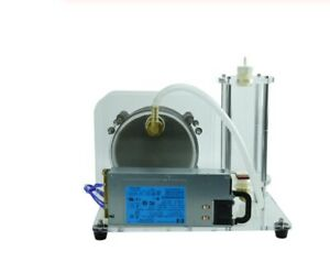 Physics Science Electrolysis Hydrogen Gas Generator Making Experiment Machine