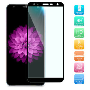 For-LG-K40-K12-Plus-X4-2019-Full-Coverage-Tempered-Glass-Screen-Protector