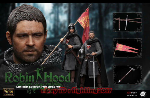 POPTOYS  POP EX21 1//6 Chivalrous Robin Hood Action Figure Limited Edition Model
