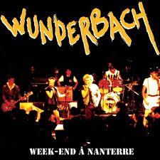 WUNDERBACH WEEK END A NANTERRE GUERILLA RECORDS LP VINYLE NEUF NEW VINYL REISSUE
