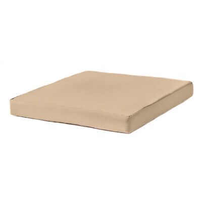 Grey 65 cm x 67 cm Seat Pad rotin Furniture Replacement Cushion water resistant