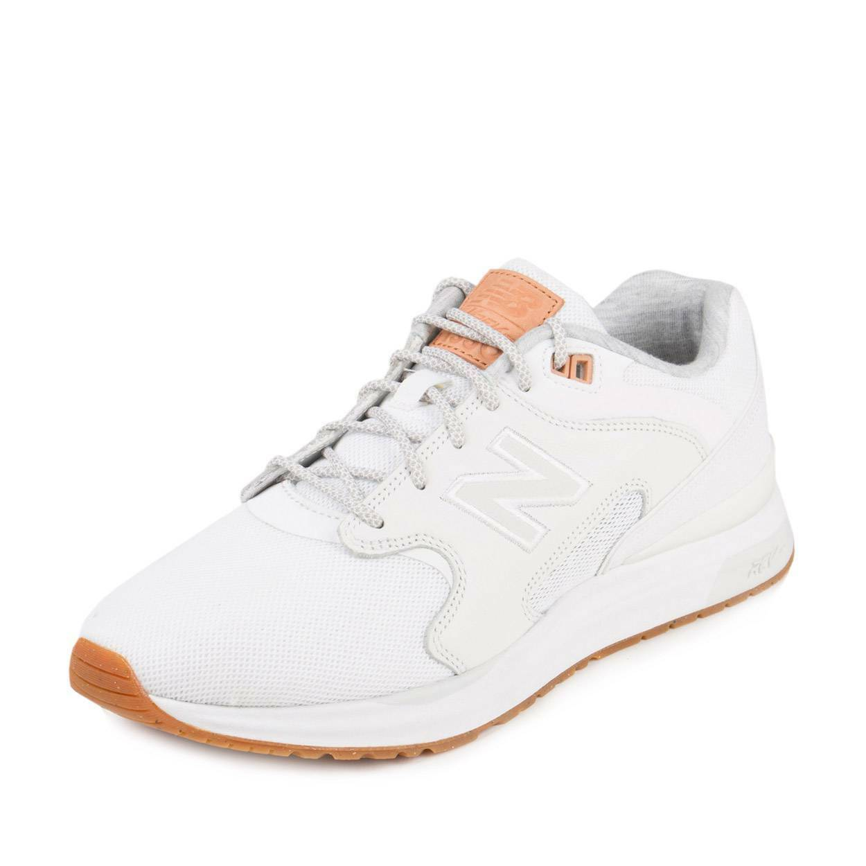 New Balance Mens ML 1550 AD White Gum ML1550AD Size 8.5