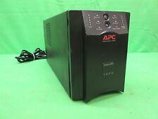 APC Smart-UPS 1000 Battery Backup Uninterruptible Power Supply SUA1000 *no batt*