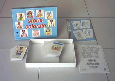 STORIE COLORATE Ed Mastro Geppetto 1991 PERFETTO Immigrazione Stranieri | eBay