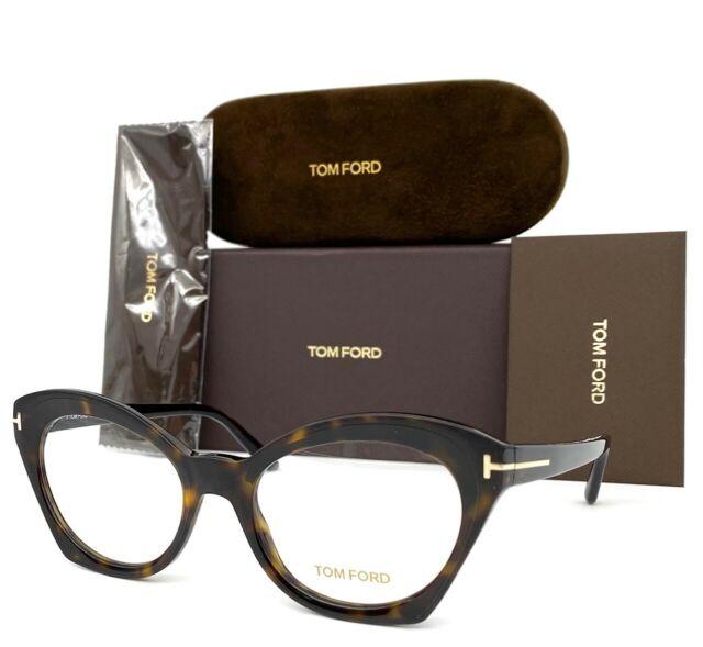 Tom Ford TF5456 052 Dark Havana 52mm  Eyeglasses FT5456
