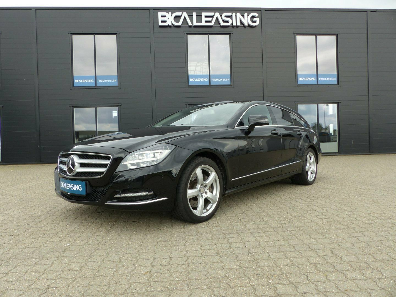 Mercedes CLS350 3,0 CDi SB aut. BE 5d