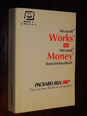 Benutzerhandbuch - Microsoft Works Und Microsoft Money (1991)