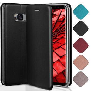 Libretto-Custodia-per-Samsung-Galaxy-S8-Protettiva-Cellulare-360-Grado-Flip