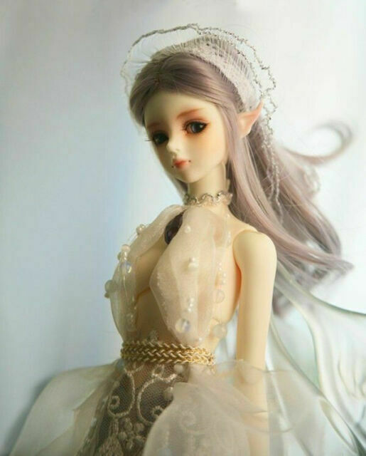 1//6 Bjd Doll SD soom asia Free Face Make UP+Eyes-human body A Resin Toy