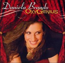 Daniela Brando-OxyGenius CD NEW