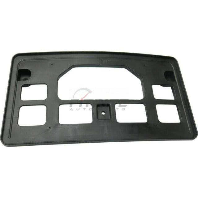AC1068101 Front License Plate Bracket Fits 2015-2017 Acura