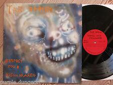 TAR BABIES - Respect Your Nightmares  LP  bone-Air / Paradise Records