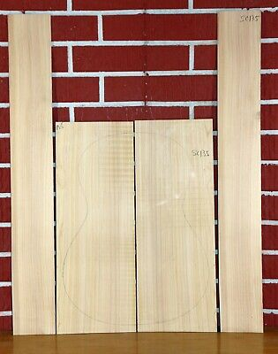 4А Qsawn Spanish Cypress Classical Flamenco Guitar Back Sides luthier TONEWOOD