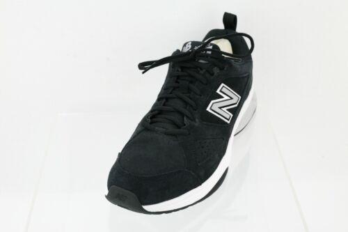 Taille de Balance lacets New sport à Mx623bk3 Chaussures daim 11 noir en M vwxqAnd