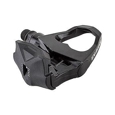 Exustar PR16 Road Pedals 9//16` Loose Ball Black Look Keo