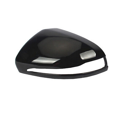 Rearview Side Mirrors Cover trim for 16-18 Mercedes-Benz E-Class W213 LHD Mirror