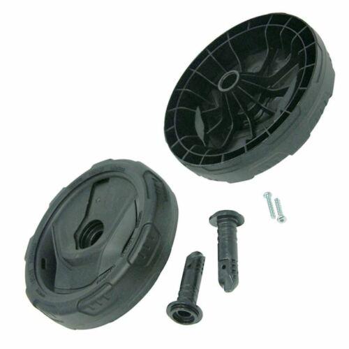 Karcher K4 K5 Pressure Washer Replacement Wheel Set  9.002-438.0//90024380