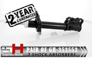 2 Neu Vordere Stoßdämpfer für Hyundai Ix35 2009- >/ Gh -353553p