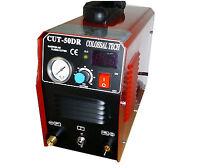 Plasma Cutter Cut50dr Digital Inverter 110/220v Dual 2017 Model & 36 Consumables