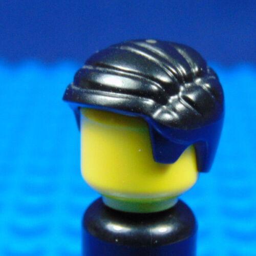 X 1 HAIR PIECE FOR THE WAITER FROM SERIES 9 PARTS 9 LEGO-MINIFIGURES SERIES